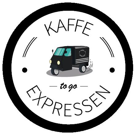 kaffeexpressen cirkel logo to go