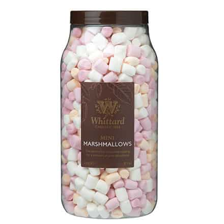 Whittard - Hot Chocolate: Mini Marshmallows 230 g