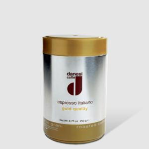 Danesicoffe-kaffeexpressen gold