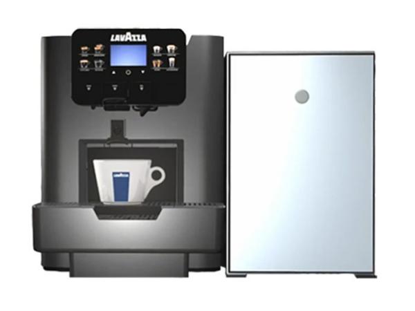 Espressomaskine med frisk mælk 2