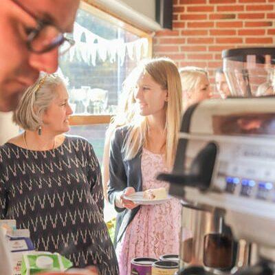 kaffebar til bryllup