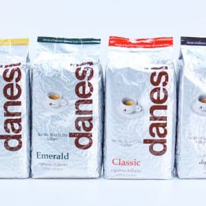 Danesi Caffé stor smagspakke (4 kg)