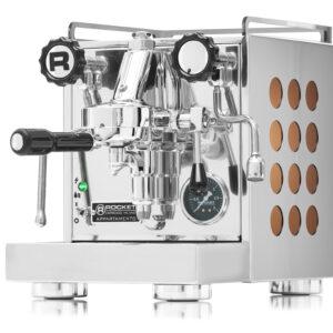 Rocket Appartamentor Espressomaskine- Kobber