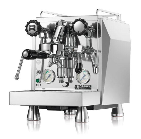 Rocket Giotto Type V Espressomaskine, skrå vinkel