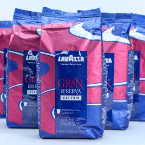 Lavazza Gran Riserva Filtro - 5kg Italienske Kaffebønner