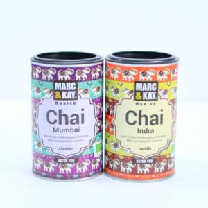 Marc & Kay Chai Latte pakke, 2x250 gr. Økologisk Chai latte