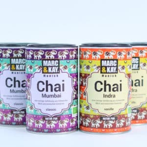 Marc & Kay økologisk Chai latte, 6x250 gr.
