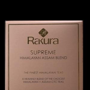 Rakura Supreme Himalayan Assam Blend, 200 gr. løs te