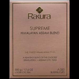 Rakura Supreme Himalayan Assam, 500 gr. løs te