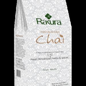 Rakura Chai te - Løs chai te 500 gr.