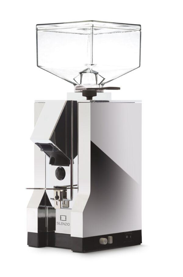 Eureka Mignon Silenzio - kaffekværn i Krom