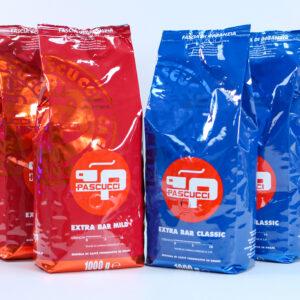Pascucci kaffepakke, 6 kg