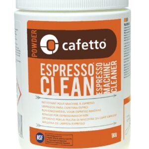 Cafetto Espresso rengøringspulver, 1 kg.
