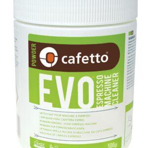 Cafetto evo, økologisk rensepulver til espressomaskiner, 500 gr