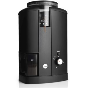 Wilfa Svart Aroma kaffekværn, sort,1