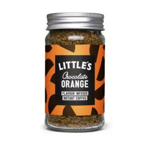 Little's Chocolate Orange instant kaffe, 50 gram