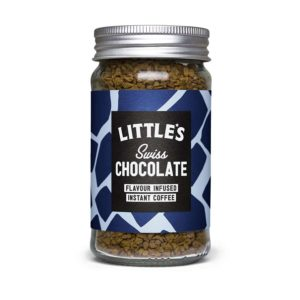 Littles Swiss Chocolate instant kaffe, 50 gram