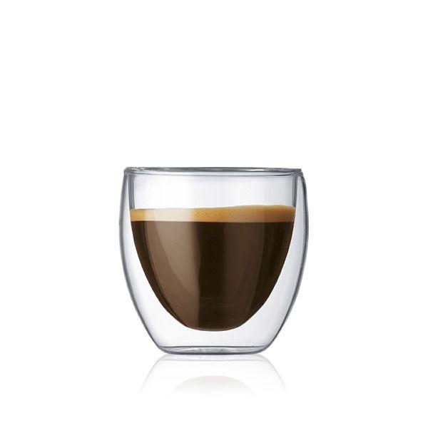 Bodum Pilatus espresso glas