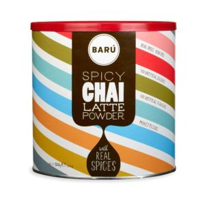 Barú spicy chai latte 1500 gr.