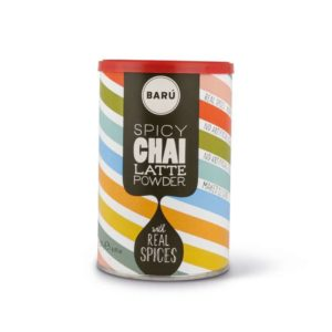Barú Spicy Chai latte powder 250 gr.