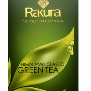 Raura Classic Green Tea, 25 tebreve