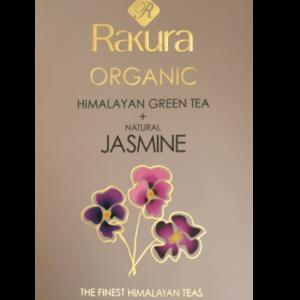 Rakura Jasmin te, økologisk