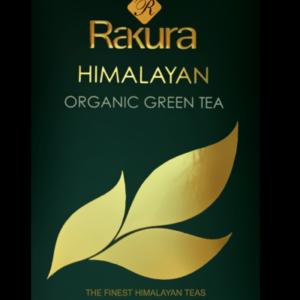 Rakura økologisk grøn te