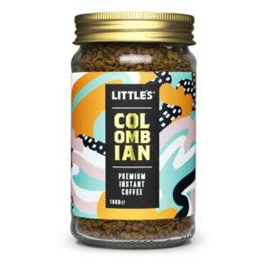 Littles Columbian Primium instant kaffe 100 gr.