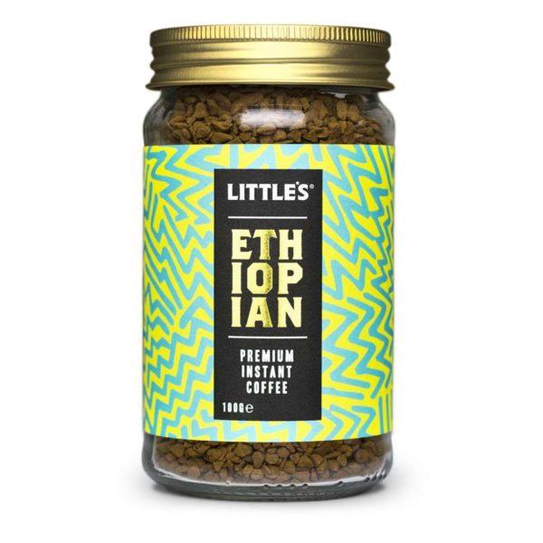 Littles Etiopian instant kaffe, 100 gr.
