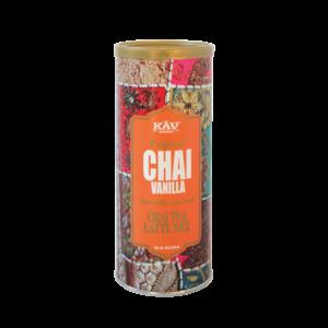 KAV Chai Vanilla, dåse med 340 gr.