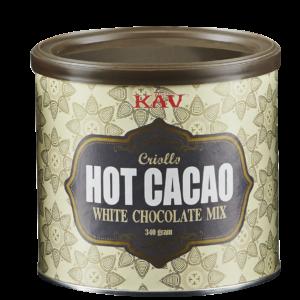 Hot Cacao- White Chokolate mix