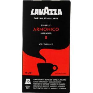 Lavazza Kapsler Espresso Armonico 10 stk.