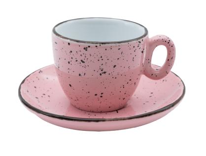 Espressokop 7 cl, pink
