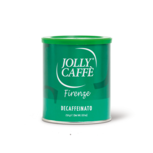 Jolly Caffé Koffeinfri espresso malet bønner 250 gr.